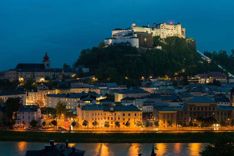 Visitor Attractions - Salzburg